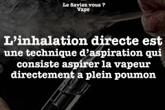inhalationdirecte