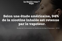 nicotineinhalé